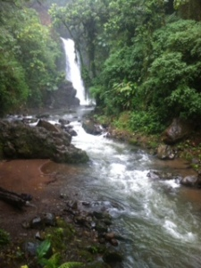 10 Waterfall