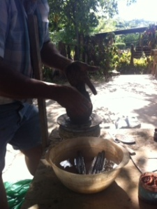 40 Man Making Pottery 2
